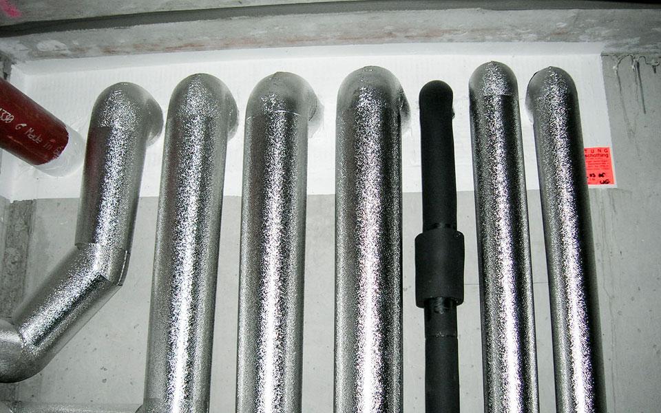 Brandschutz durch Iso Lindinger GmbH, Anthering