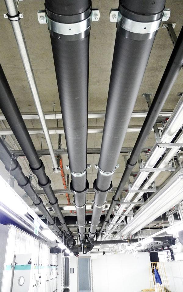 Kältedämmung hergestellt von Iso Lindinger GmbH, Anthering, Salzburg