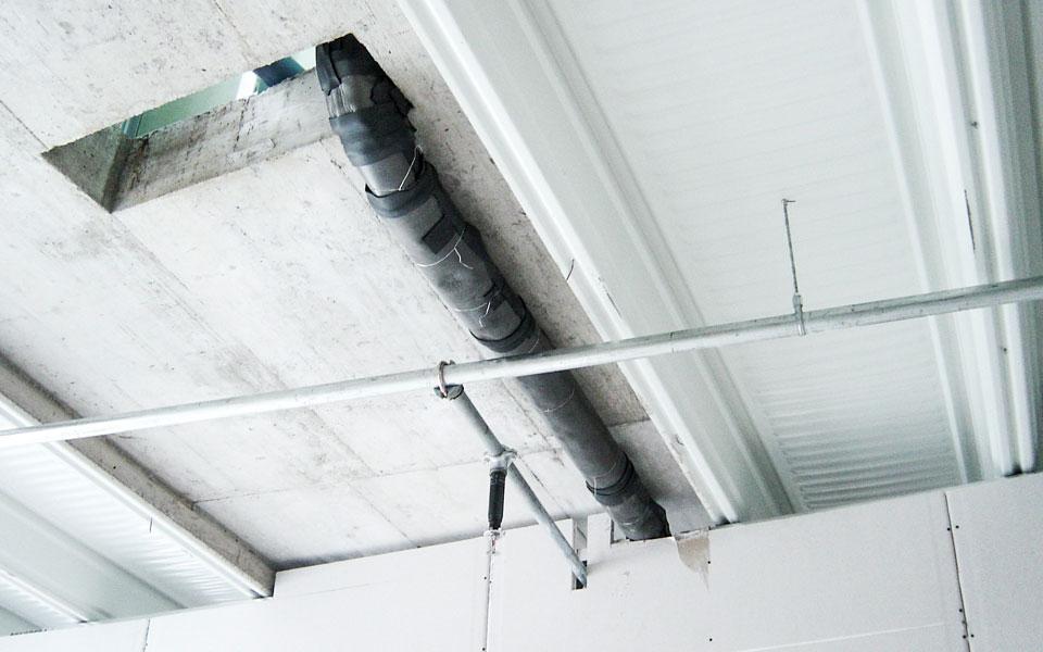 Schalldämmung hergestellt von Iso Lindinger GmbH, Anthering, Salzburg