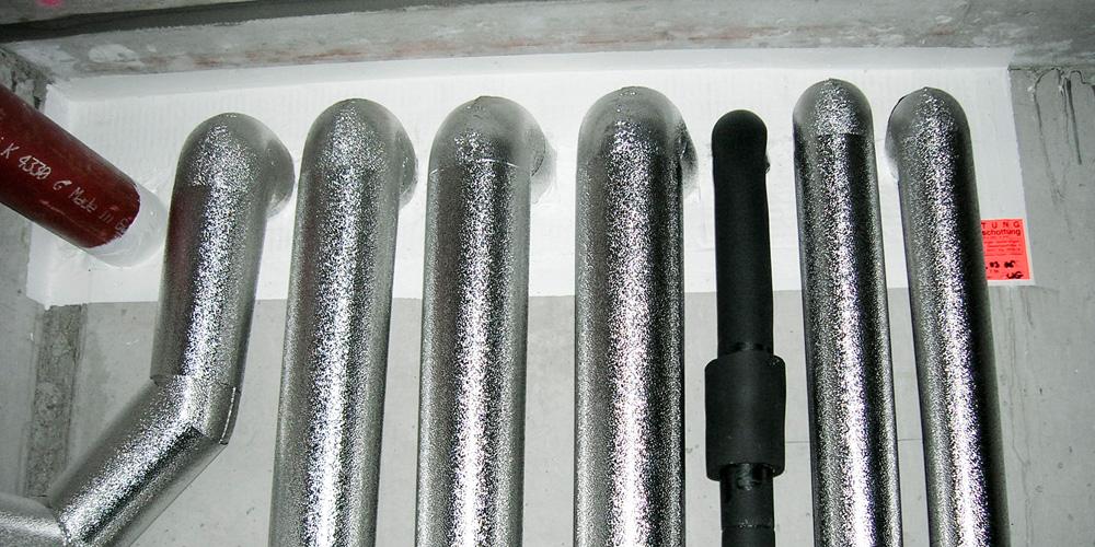 Brandschutz hergestellt von Iso Lindinger GmbH, Anthering, Salzburg